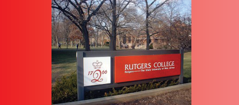 Alumni Spotlight: Win Lin at Rutgers University | American ...